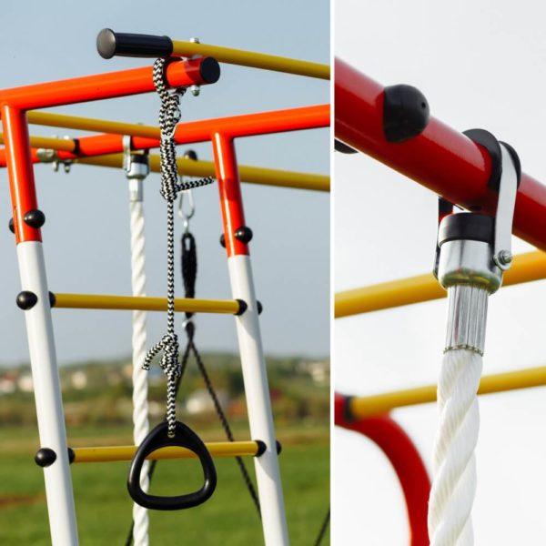 Детский спортивный комплекс ROMANA Лесная поляна - 3_2