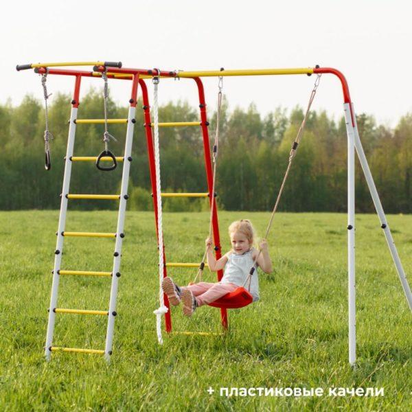 Детский спортивный комплекс ROMANA Лесная поляна - 3_3