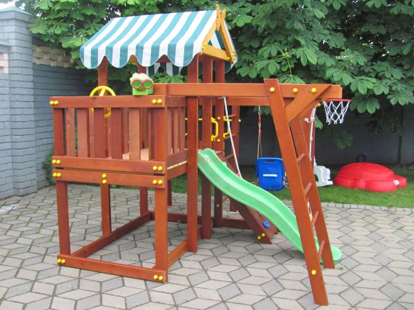 Детская площадка Савушка Baby play 5 фото1