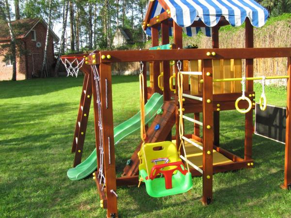 Детская площадка Савушка Baby play 5 фото2