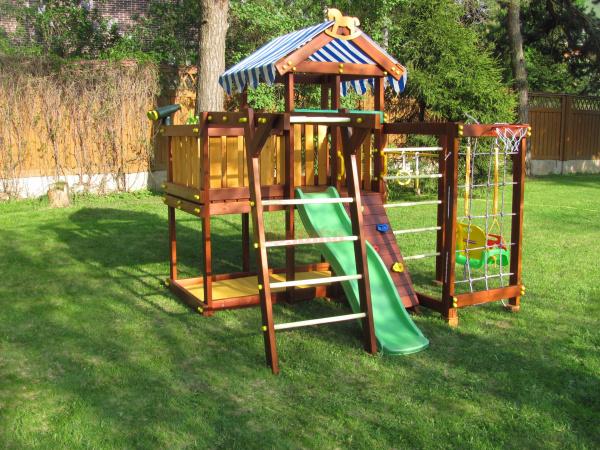 Детская площадка Савушка Baby play 5 фото3
