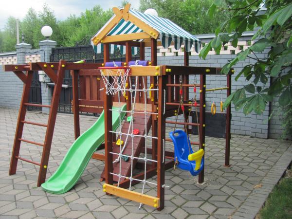 Детская площадка Савушка Baby play 5 фото7