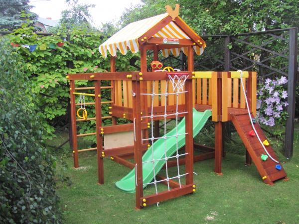 Детская площадка Савушка Baby play 8 фото3