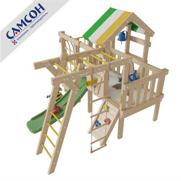 Детский-игровой-чердак-для-дома-и-дачи-Валли1