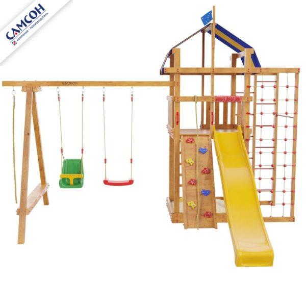 Детская площадка Самсон Аляска_4