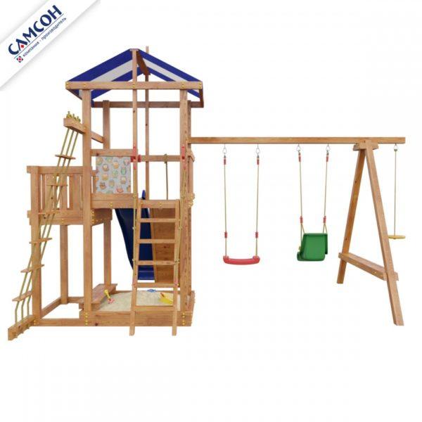 Детская площадка Самсон Бретань_4