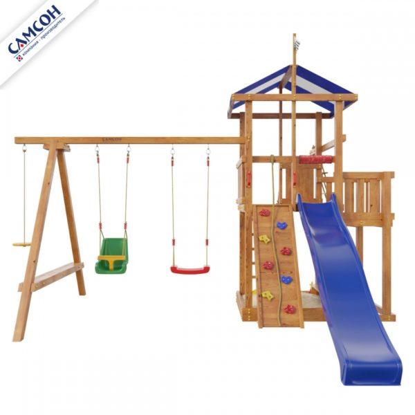 Детская площадка Самсон Бретань_5