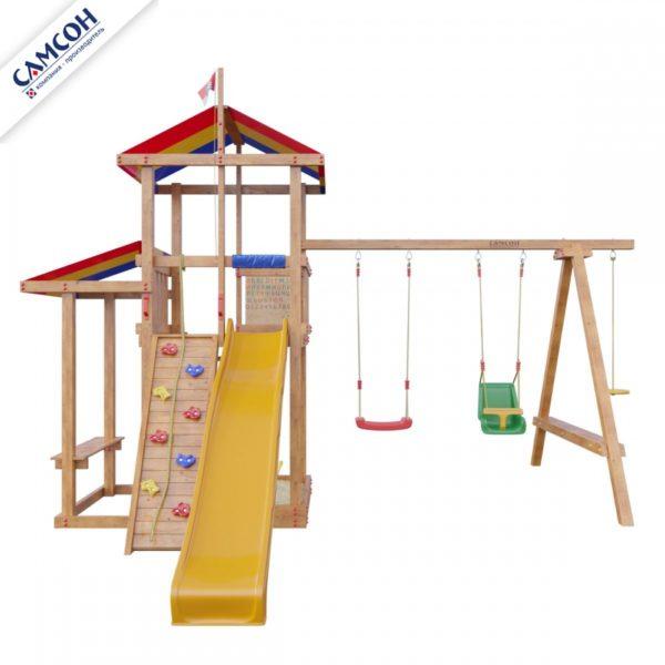 Детская площадка Самсон Кирибати_4