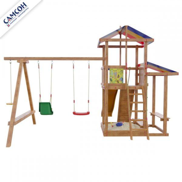 Детская площадка Самсон Кирибати_5