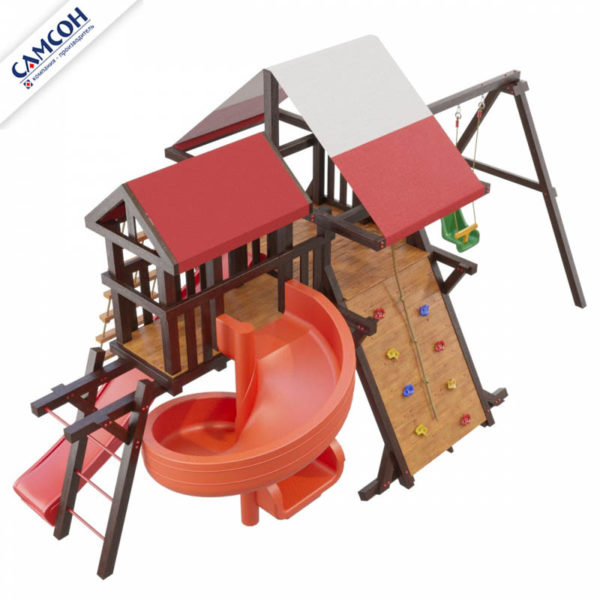 Детская площадка Самсон Таити Люкс