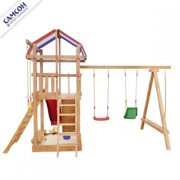 Детская площадка Самсон Тасмания_4