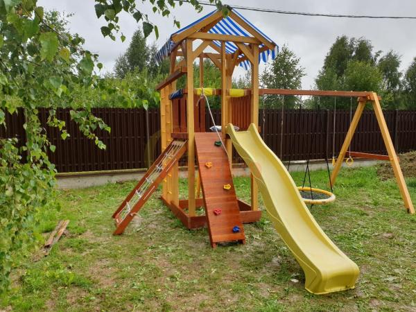 Детская площадка Савушка 11 фото1