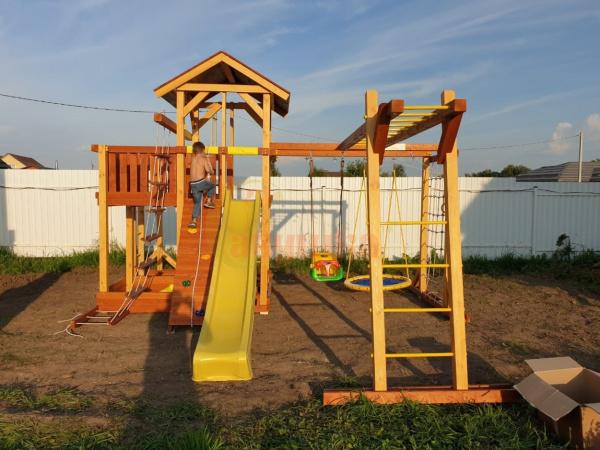 Детская площадка Савушка 16 фото4