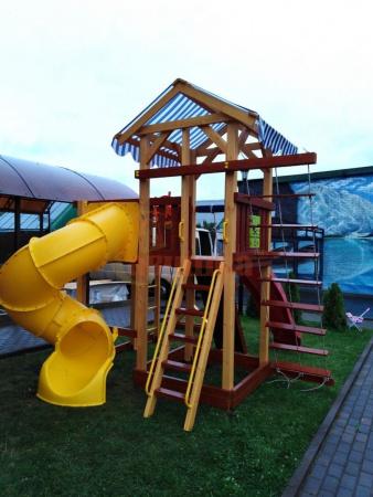 Детская площадка Савушка 18 фото3