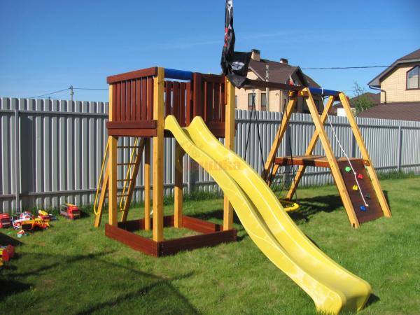 Детская площадка Савушка 3 фото2