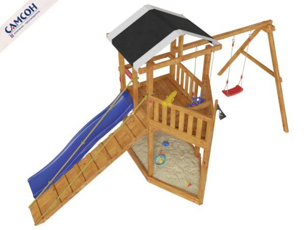Детская игровая площадка Баунти_