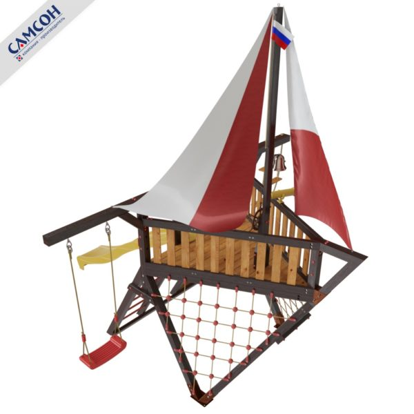 Детская игровая площадка фортуна2
