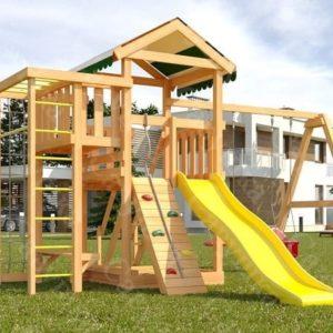 Детская площадка Савушка Мастер 3