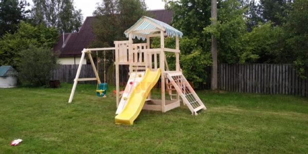 Детская площадка Савушка Мастер 2 фото1