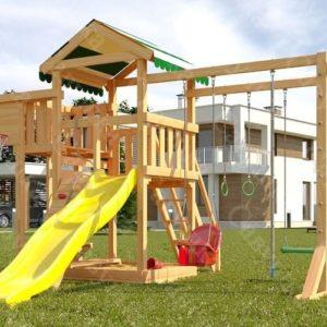 Детская площадка Савушка Мастер 4