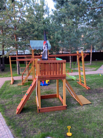 Детская площадка Савушка 4 Сезона 8 фото1