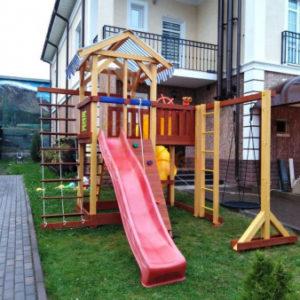 Детская площадка Савушка 4 Сезона 9 фото