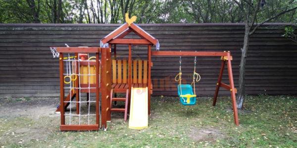 Детская площадка Савушка Baby play 11 фото