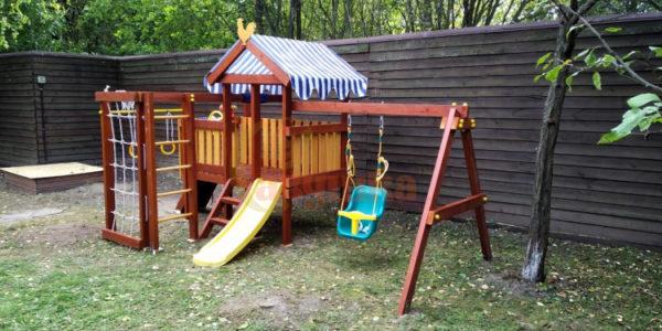 Детская площадка Савушка Baby play 11 фото1