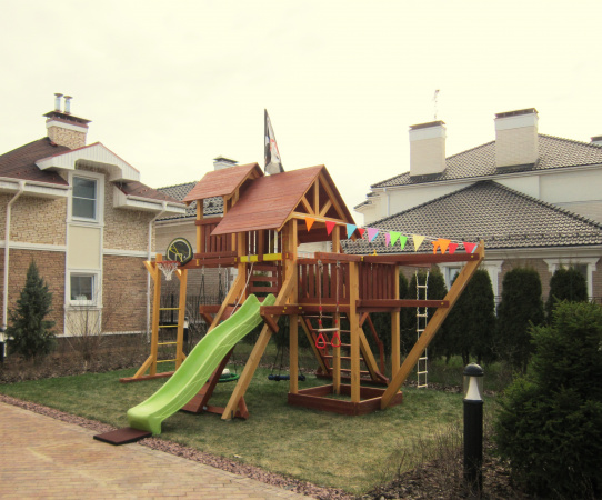 Детская площадка Савушка Люкс 7 фото2
