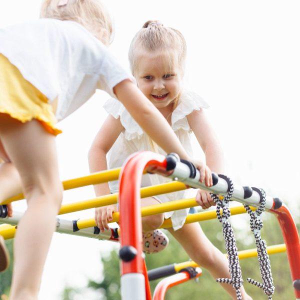 Детский спортивный комплекс для дачи ROMANA Акробат - 2