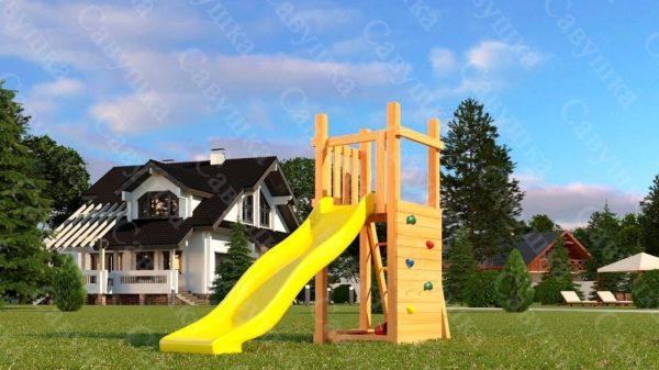 Детская площадка Савушка Мастер 6
