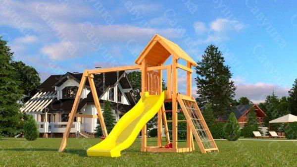 Детская площадка Савушка Мастер 7