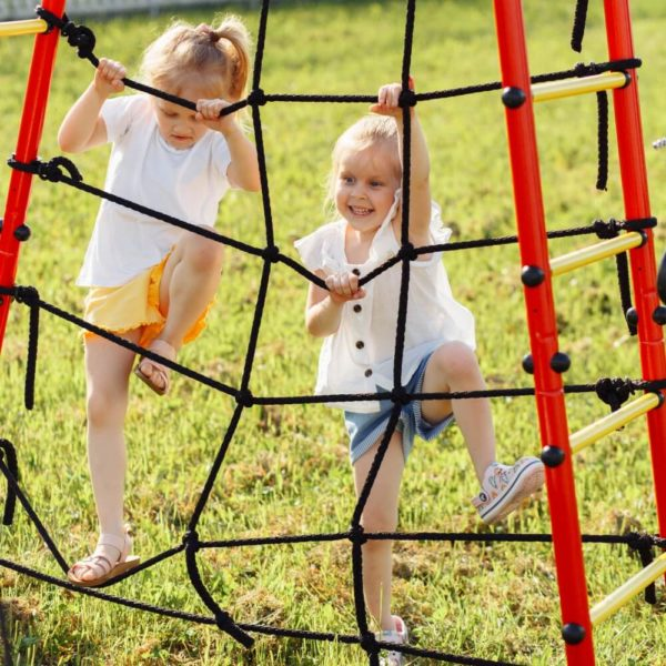 Детский спортивный комплекс для дачи ROMANA Богатырь Плюс - 2_1