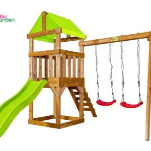 Детская игровая площадка Babygarden Play 1 (light green)