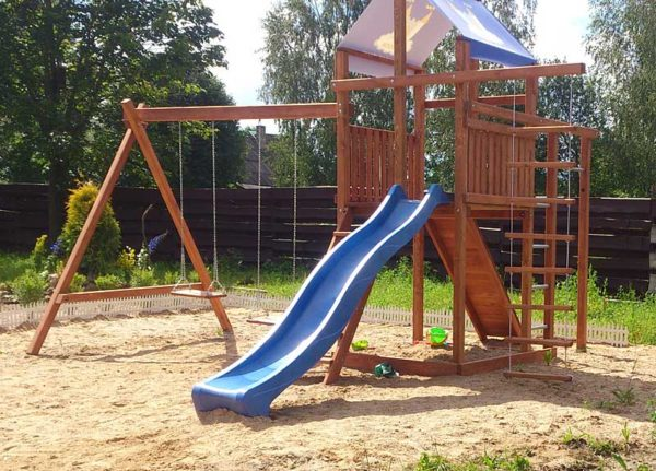Детская площадка Росинка 1