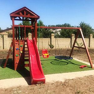 Детские игровые комплексы для дачи IgraGrad Classic