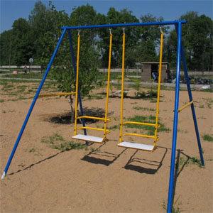 Детские игровые комплексы для дачи Kampfer