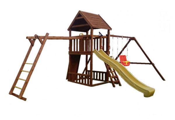 Детская площадка Африка с рукоходом