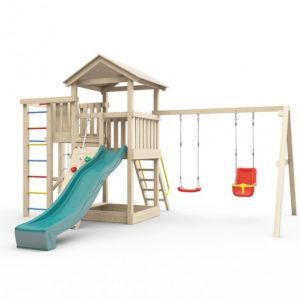 Детская площадка для дачи Лео_1