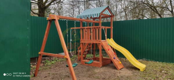 Детская площадка Савушка ХИТ 2 фото1