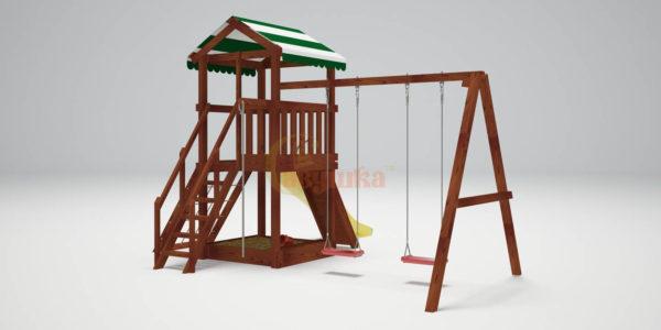 Детская площадка Савушка ХИТ 2_2